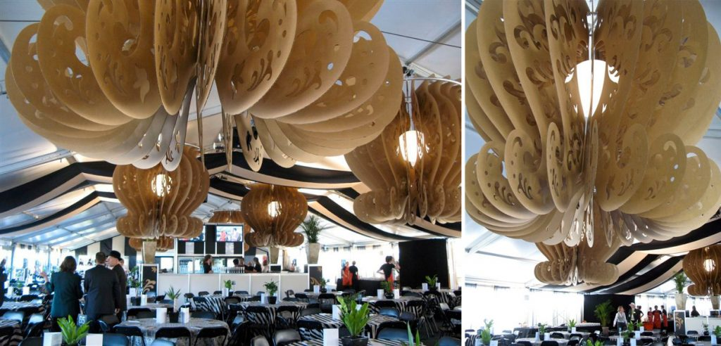 Designs for large chandeliers